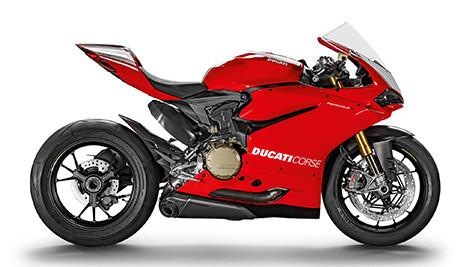 Ducati  MP varaosat netistä