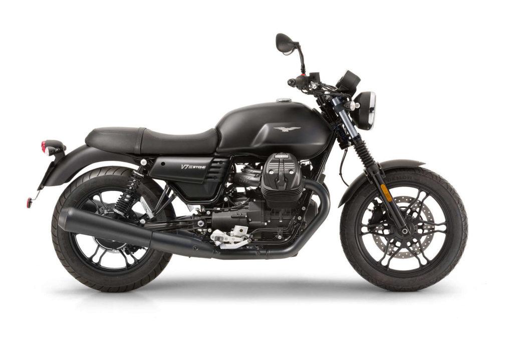 Moto Guzzi moottoripyörän varaosat netistä