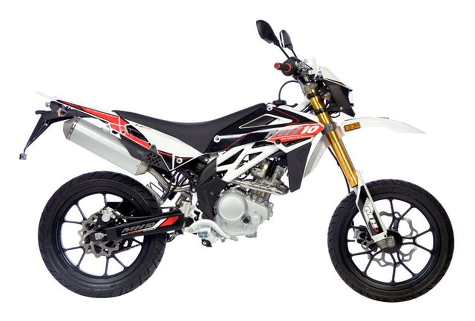 MH Motorcycles varaosat