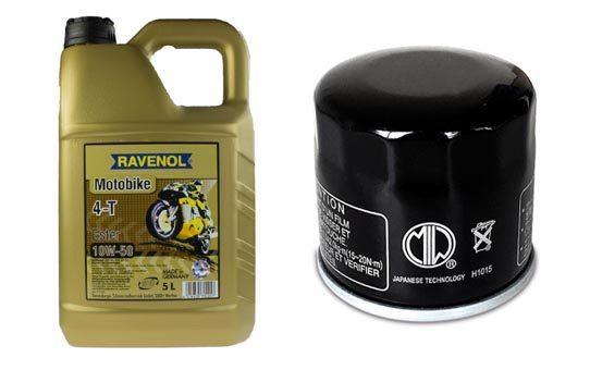 öljyt ja suodattimet mp